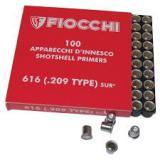 zápalky Fiocchi brokové W209