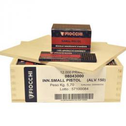 pistolové zápalky Fiocchi SP 4,4 krabice 12000ks 0,55Kč/ks - zvětšit obrázek