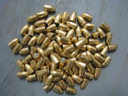 střely 9mm Luger FMJ 124grs CuZn10 10000ks  1,40Kč/ks - zvětšit obrázek